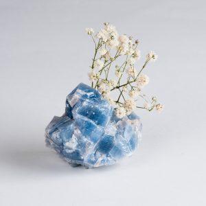 Calcita Azul - A super purificadora e ampliadora de energias